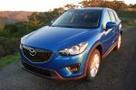 2013 Mazda CX-5 Grand Touring AWD отзыв